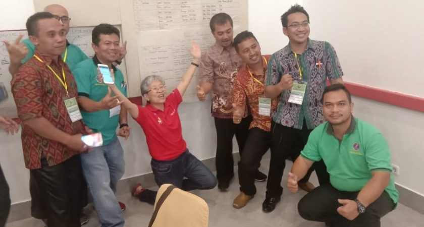 """Lokakarya Nasional & Workshop MNPK 2019 """"Mewujudkan Peradaban Kasih Persaudaraan di Era 4.0"""" PARAPAT 22 – 25 MEI 2019"""